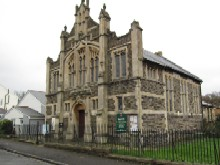 Photo Llanishen Methodist Church Cardiff