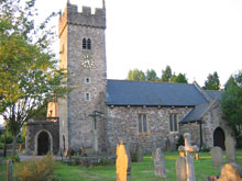 Photo St. Isan Church Llanishen Cardiff